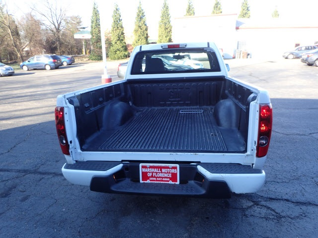 Pre-Owned 2009 Chevrolet Colorado Work Truck