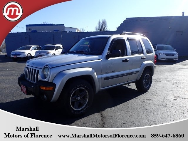 Pre-Owned 2004 Jeep Liberty Sport