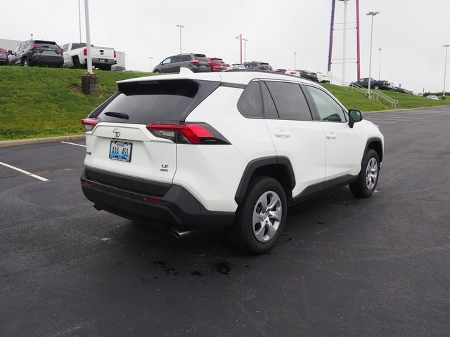 Certified Pre-Owned 2020 Toyota RAV4 LE
