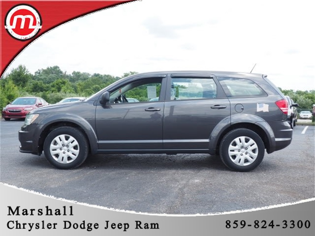 Certified Pre-Owned 2015 Dodge Journey AVP