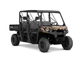 New 2019 Can-Am® Defender MAX DPS™ HD8 Mossy Oak Break-Up Country Camo
