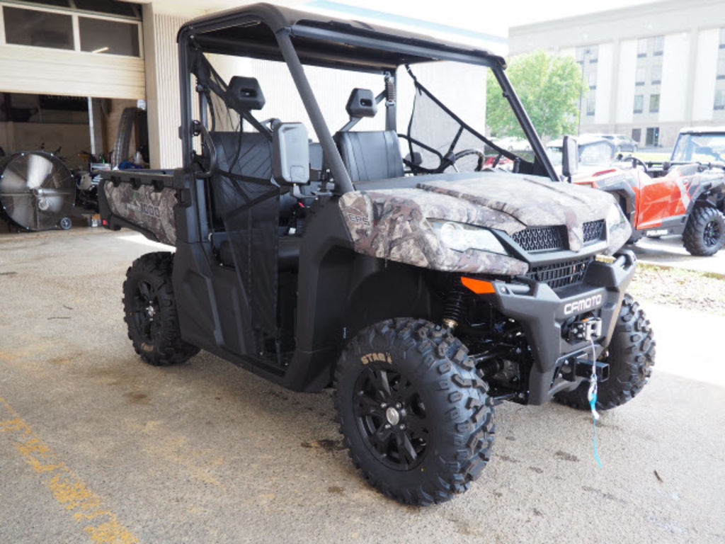 New 2019 Can-Am® Defender DPS™ HD5 Mossy Oak Break-Up Country Camo