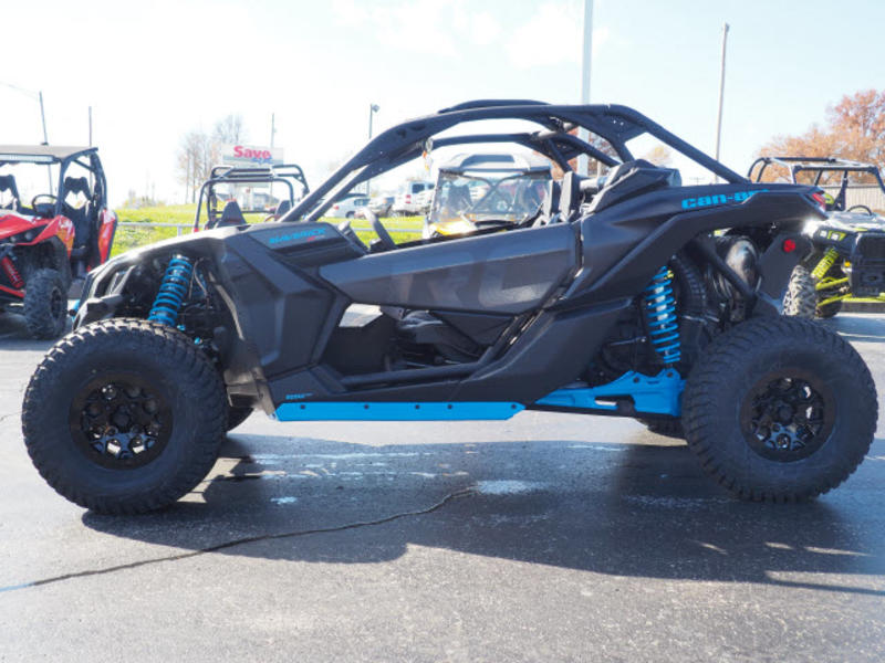 New 2019 Can-Am® Maverick™ X3 X™ rc Turbo