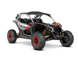 New 2020 Can-Am® Maverick™ X3 X™ rs Turbo RR Gold, Black & Can-Am Red