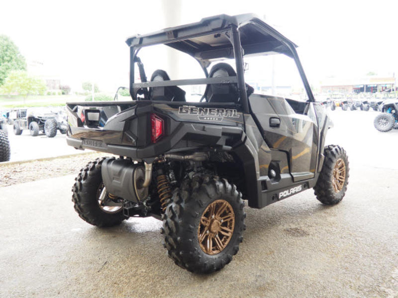 New 2019 Polaris® GENERAL® 1000 EPS Ride Command Edition Black Pearl