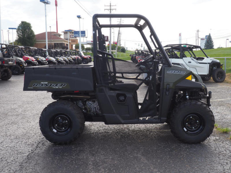 New 2019 Polaris® RANGER® 500