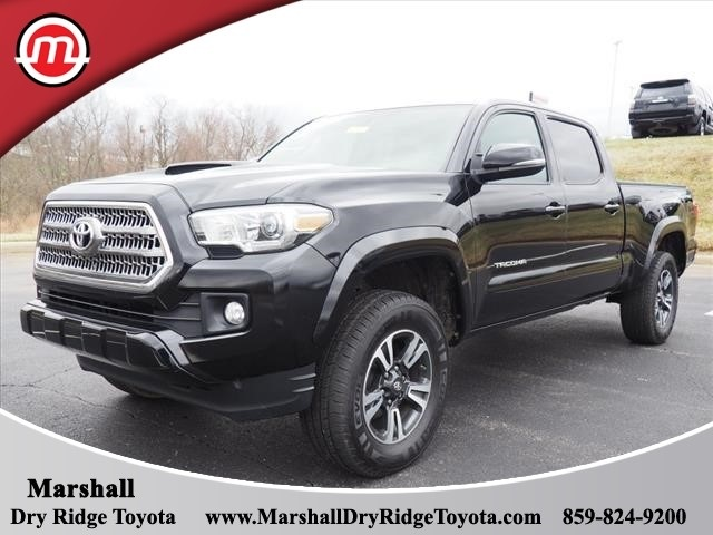 Pre Owned 2016 Toyota Tacoma Trd Sport