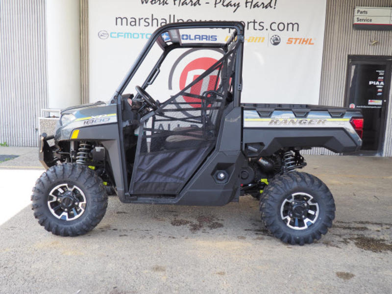 New 2019 Polaris® Ranger XP® 1000 EPS Premium in #POL3127 | Marshall