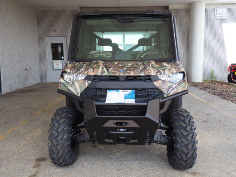 New 2019 Polaris® Ranger Crew® XP 1000 EPS NorthStar Edition Ride Command™ Pursuit® Camo