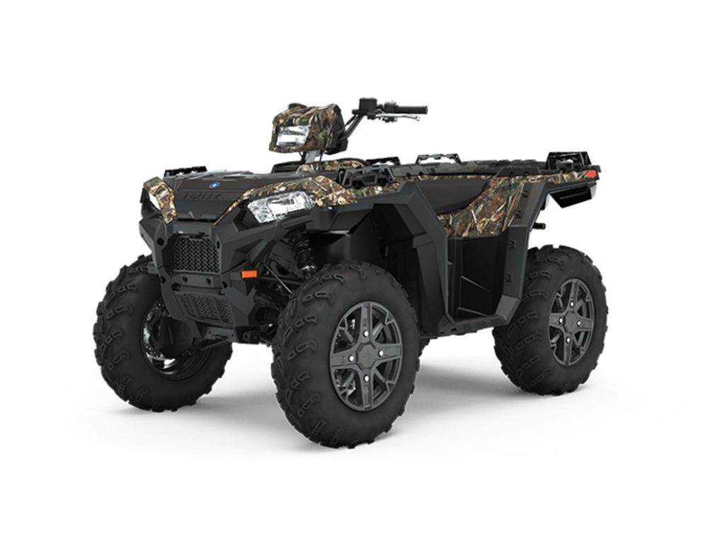 New 2020 Polaris® Sportsman® 850 Premium Polaris® Pursuit® Camo
