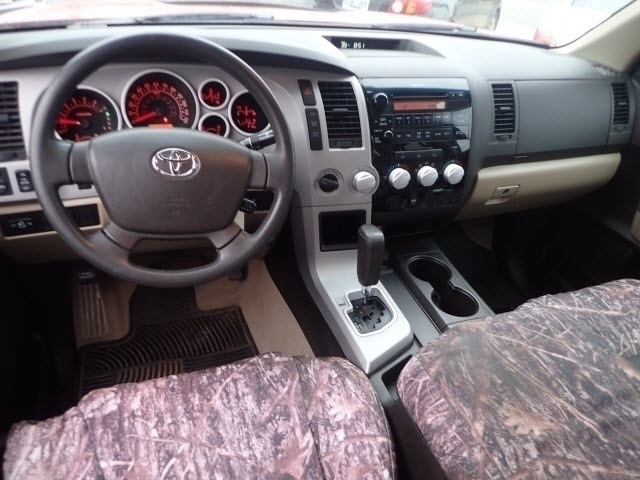 Pre-Owned 2007 Toyota Tundra SR5