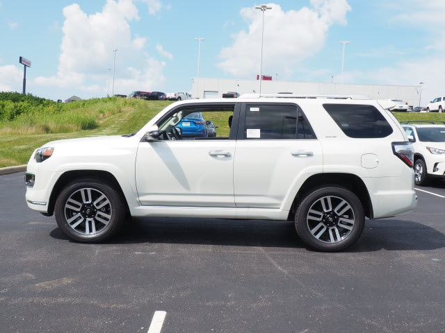 New 2019 Toyota 4Runner Limited
