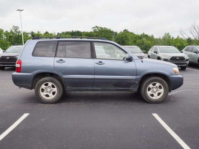 Pre-Owned 2007 Toyota Highlander Base
