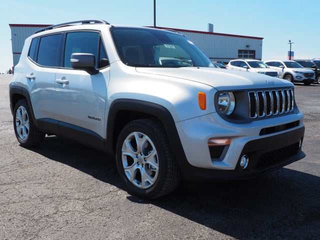 New 2019 Jeep Renegade Limited