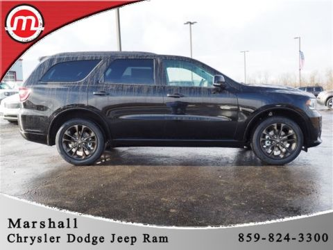 New 2019 Dodge Durango Gt 4d Sport Utility In S7230 Marshall Auto