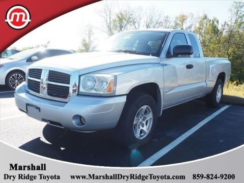 Pre-Owned 2007 Dodge Dakota SLT