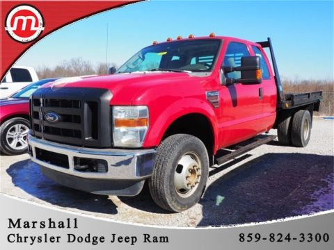 Pre-Owned 2008 Ford F-350SD XL