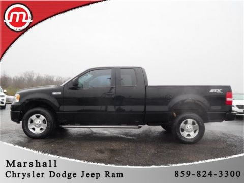Pre-Owned 2006 Ford F-150 STX