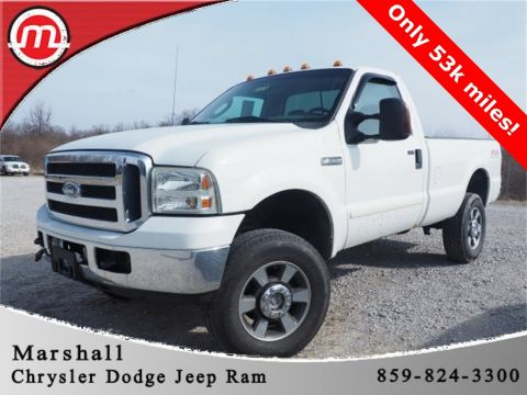 Pre-Owned 2006 Ford F-350SD XLT
