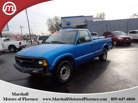 Pre-Owned 1994 Chevrolet S-10 Base