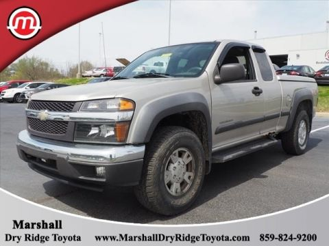 Pre-Owned 2004 Chevrolet Colorado LS