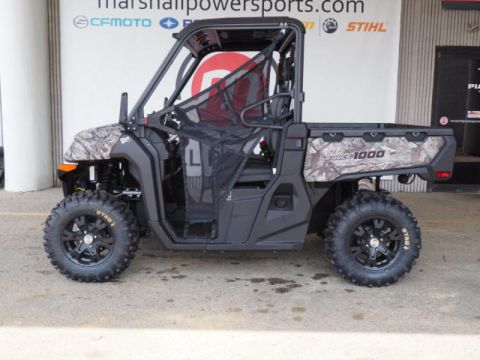 New 2019 Can-Am® Defender DPS™ HD8 Mossy Oak Break-Up Country Camo