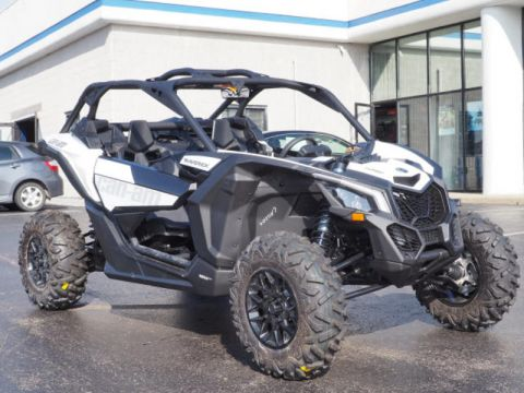 New 2019 Can-Am® Maverick™ X3 TURBO White