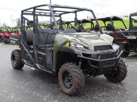 New 2019 Polaris® RANGER® 570 Sage Green