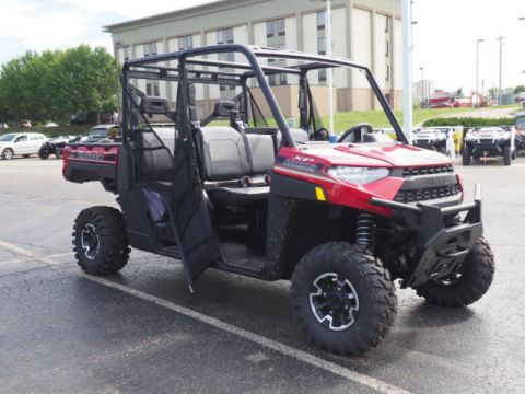 New 2019 Polaris® Ranger Crew® XP 1000 EPS Premium