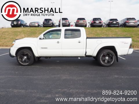 Pre-Owned 2007 Toyota Tacoma TRD Sport Long Bed