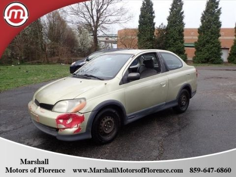 Pre-Owned 2002 Toyota Echo Base