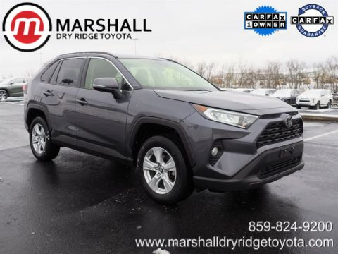 Certified Pre-Owned 2019 Toyota RAV4 XLE