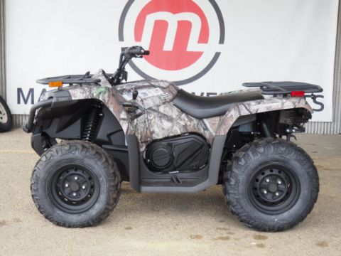 New 2019 CFMoto CFORCE 400 Camo